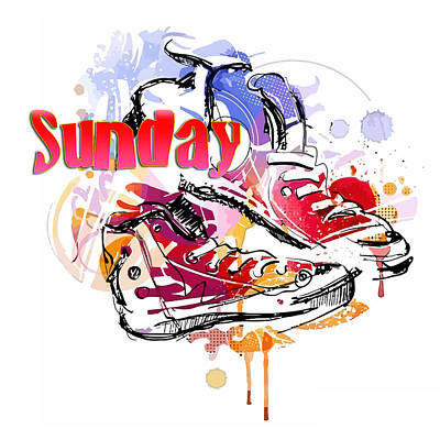 Sunday Original by Don Kuing