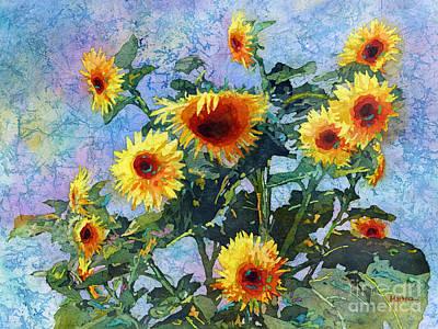 Sundance Painting - Sunny Sundance by Hailey E Herrera