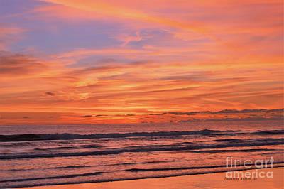 Photograph - Sunrise 10-25-16 by Julianne Felton