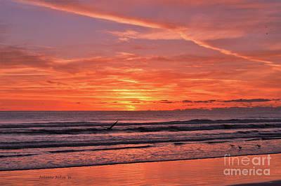 Painting - Sunrise 3 10-25-16 by Julianne Felton