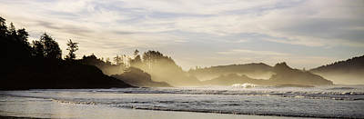 Sunrise Vancouver Island British Print by Panoramic Images