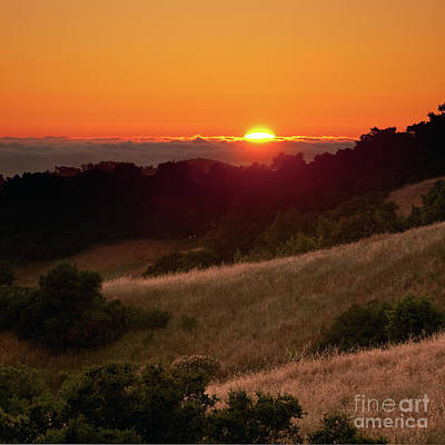 Sun's Last Gasp Print by Matt Tilghman