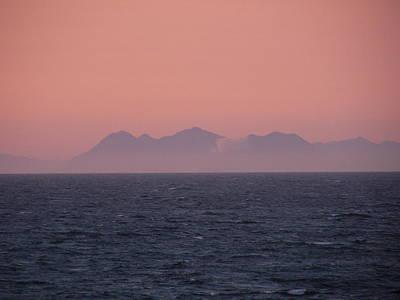 Sunset On Alaska Original by Kenna Westerman