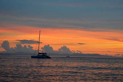 Photograph - Sunset by Shawna Gibson