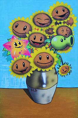 Sunshiney Day Original by EBENLO Artist