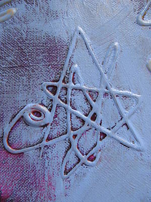 Super Stars Painting - Super Star by Lindie Racz
