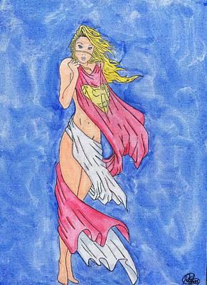 Supergirl Original by Ricardo Freitas