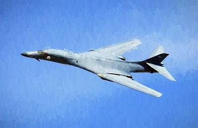 B1b Photograph - Supersonic  by JC Findley
