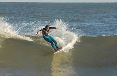 Surfing 96 Print by Joyce StJames