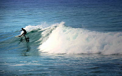 Photograph - Surfing Asilomar by Joyce Dickens