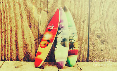 Traditional Art Photograph - Surfing Still Life Artwork by Jorgo Photography - Wall Art Gallery