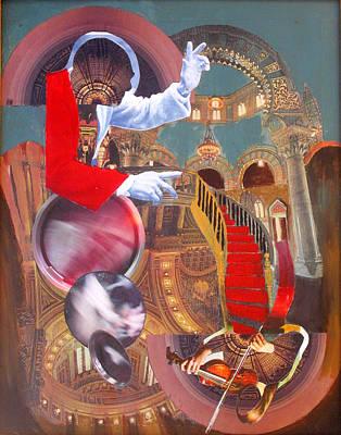 Surreal Music Original by Anne Cameron Cutri