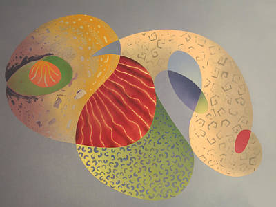 Svengali Print by Fred Chuang