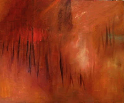 Mist Painting - Swamp by Ethel Vrana