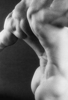 Physique Photograph - Sweep by Thomas Mitchell