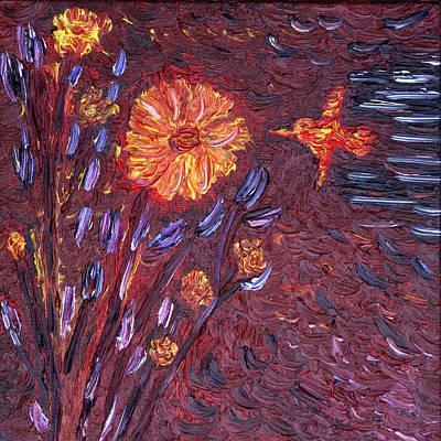 Sweet Flower Original by Vadim Levin