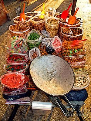 Mazatlan Photograph - Sweet Street Cart by Mexicolors Art Photography