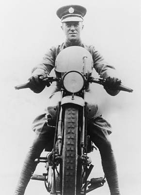 Bsloc Photograph - T. E. Lawrence 1888-1935 Was An by Everett
