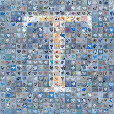 Digital Art - T In Cloud by Boy Sees Hearts