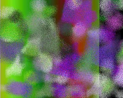 Color Image Digital Art - T.1.1021.64.5x4.5120x4096 by Gareth Lewis