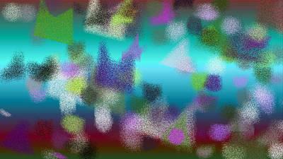 Image Digital Art - T.1.1312.82.16x9.9102x5120 by Gareth Lewis