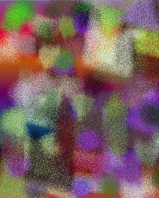 Beautiful Digital Art - T.1.1468.92.4x5.4096x5120 by Gareth Lewis