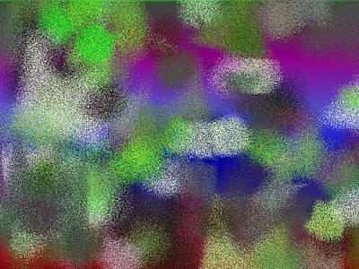 Beautiful Digital Art - T.1.617.39.4x3.5120x3840 by Gareth Lewis