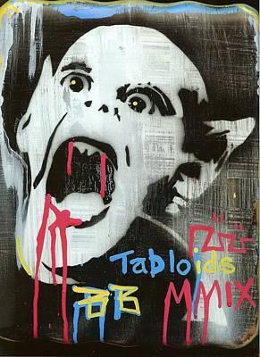Tabloids Print by Robert Wolverton Jr