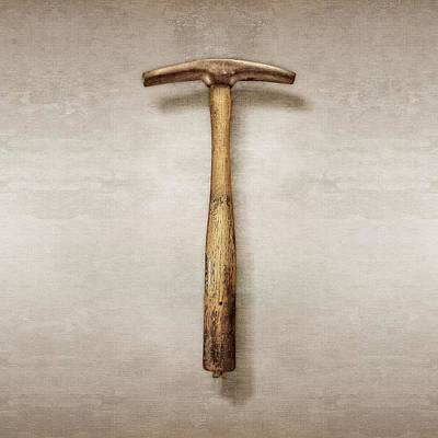 Hammer Photograph - Tack Hammer by YoPedro
