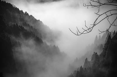 Mountains Photograph - Tai Ping Mountain No.2 by Fan Ying Hua