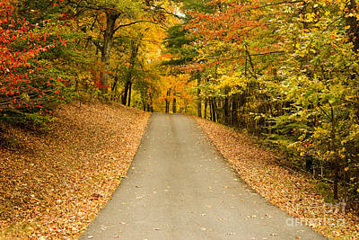 Wv Photograph - Take Me Home Country Roads by Howard Tenke