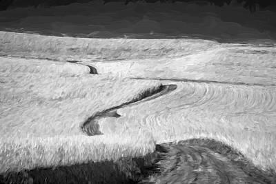 Country Dirt Roads Digital Art - Take Me There II by Jon Glaser
