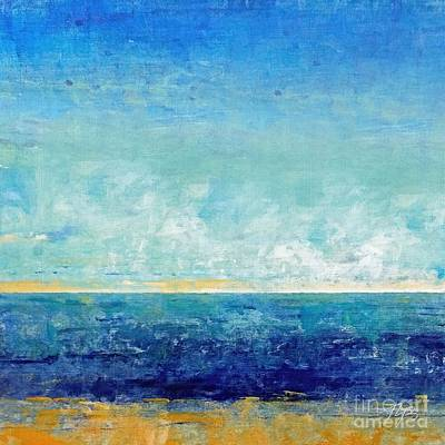 Painting - Take Me To Sea  by Tammy Lee Bradley