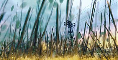 Tall Grass II Print by Carol Pietrantoni