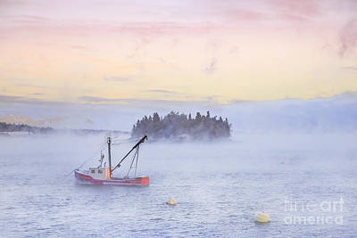 Lubec Photograph - Taste Of Dawn by Evelina Kremsdorf