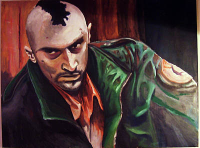 Taxi Driver Robert De Niro Original by Francisco  Ramirez