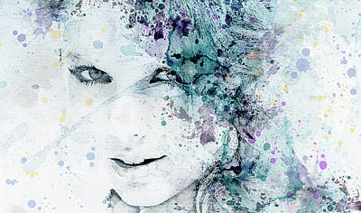 Taylor Swift Digital Art - Taylor Swift by JW Digital Art