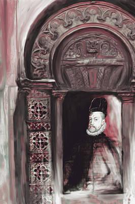 Spain Painting - Tcm Spanish 159 3  by Mawra Tahreem