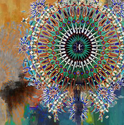 Spain Painting - Tcm Spanish 162 3 by Mawra Tahreem