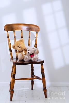 Teddy Bears  Print by Amanda Elwell