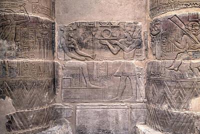 Temple Of Philae - Egypt Print by Joana Kruse
