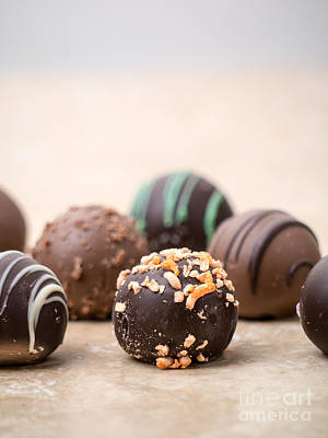 Desserts Photograph - Temptation by Edward Fielding