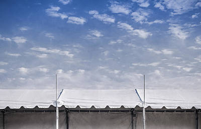 Circus Photograph - Tent by Scott Norris