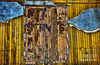 Textured Wall Print by Ray Laskowitz - Printscapes