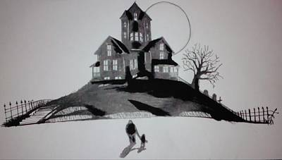 That House Print by Ronald Mcduff