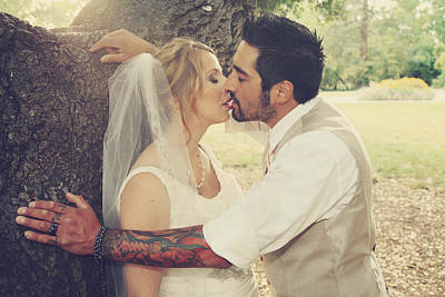 Groom Photograph - That Moment by Laurie Search