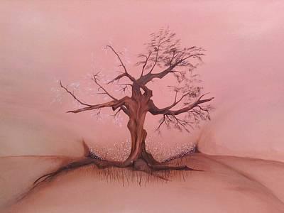 All Around Us Painting - Thats Life by Joseph Schatz