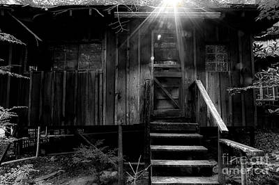 Abandoned Houses Photograph - The Absent Spirits by Michael Eingle