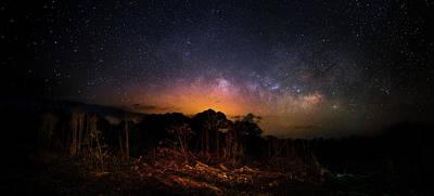 Beauty Mark Photograph - The Ancient Path by Mark Andrew Thomas