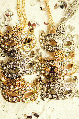 The Antique Jewellery Store Print by Jorgo Photography - Wall Art Gallery